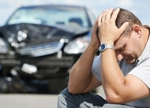 A man with a personal injury in need of treatment in West Palm Beach, FL